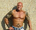 2013 NPC Brooklyn Grand Prix Physique Men's Model John Quinlan.JPG