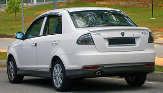 Proton Saga - 2011–2015 Proton Saga FLX SE