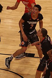 45d13ae07a7a Booker at the 2014 McDonald s All-American Boys Game