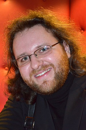 Gintaras Januševičius - Gintaras Januševičius in 2014