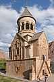 2014 Prowincja Wajoc Dzor, Klasztor Norawank, Kościół Matki Boskiej (21).jpg