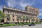 2014 Suchum, Były budynek Rady Ministrów Radzieckiej Abchazji (01).jpg