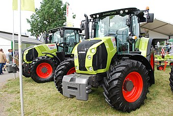 Claas Arion 500