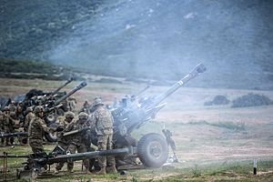 20151102 Davide.Passone U.S. Artillery Training (2) (22126481703)
