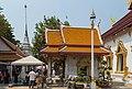 2016 Bangkok, Dystrykt Phra Nakhon, Wat Chana Songkhram (06).jpg