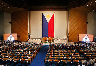 State of the Nation Address (Philippines) Speech by the President of the Philippines
