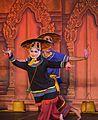 2016 Phnom Penh, Tradycyjny Kambodżański Pokaz Tańca (187).jpg