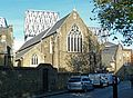 2016 Woolwich, St Peter's RC Church - 1.jpg