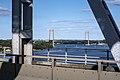 20170709 den nye Lillebaeltsbroen fotograferet fra den gamle Lillebaeltsbroen 24 (35579991810).jpg