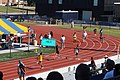 2017 Lone Star Conference Outdoor Track and Field Championships 03 (women's 400m relay finals).jpg