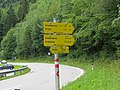 2018-08-11 (190) Fingerposts near park area Tirolerkogel, Annaberg, Austria.jpg