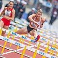 2018 DM Leichtathletik - 100-Meter-Huerden Frauen - Carolin Schaefer - by 2eight - DSC7531.jpg