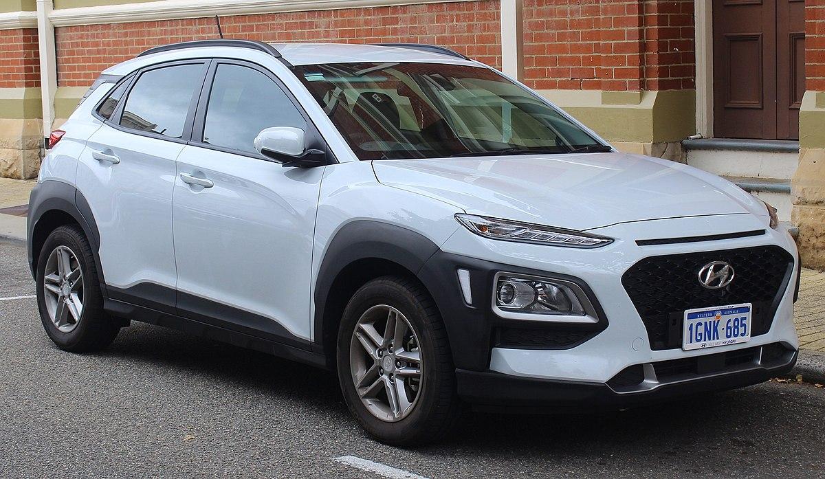 Hyundai Kona Hinnasto