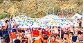 2019.06.13 Hilton Beach at Tel Aviv Pride, Tel Aviv Israel 1640013 (48086985998).jpg