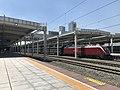201908 HXD1D-0259 hauls Z4 at Chongqingbei Station.jpg