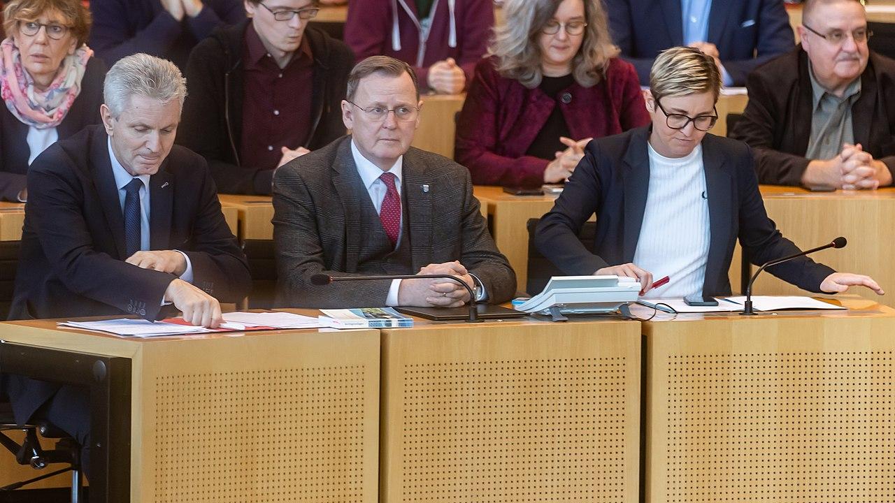 2020-02-05 Thüringer Landtag, Wahl des Ministerpräsidenten 1DX 2894 by Stepro.jpg