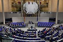 Bundestagul german