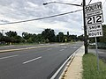 2020-08-19 10 50 02 View south along Maryland State Route 212 (Riggs Road) at Maryland State Route 410 (East-West Highway) in Chillum, Prince George's County, Maryland.jpg