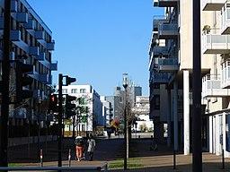 Käthe-Larsch-Straße in Essen
