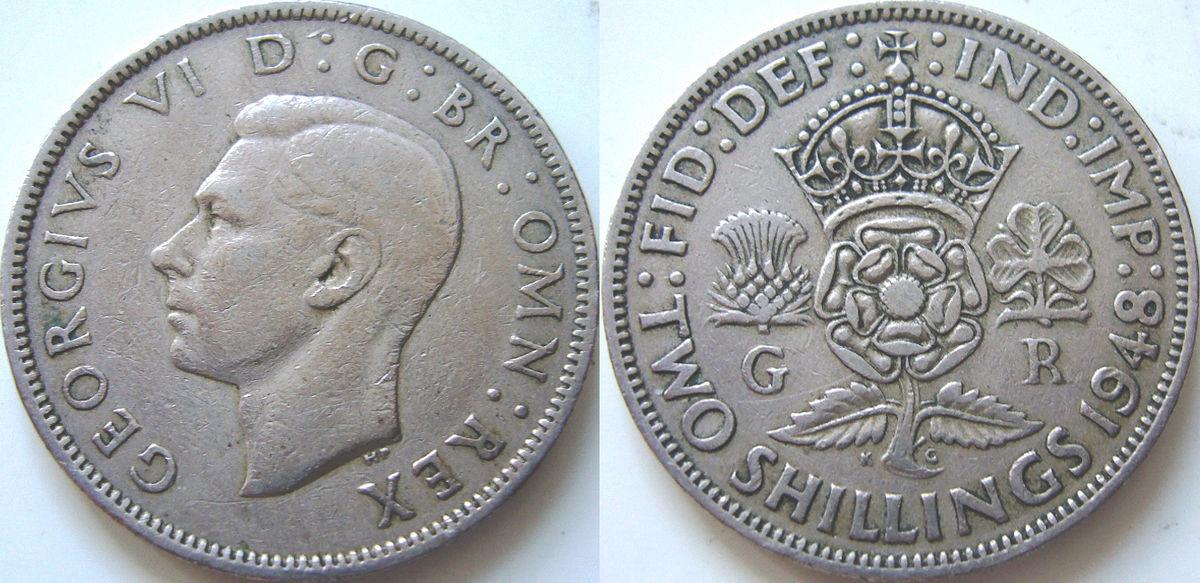 Florin Britische Münze Wikipedia