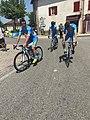 2e étape du Tour de l'Ain 2018 à Saint-Trivier-de-Courtes - 5.JPG