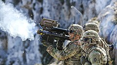 2nd Cavalry Regiment Stinger launch Artemis Strike 2017.jpg