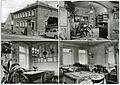 """30289-Dresden-1981-Gasthaus """"Zur Krone"""" 3-teilig, Bühlau-Brück & Sohn Kunstverlag.jpg"""
