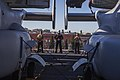 31st MEU Marines man the rails aboard the USS Bonhomme Richard (LHD-6) 150625-M-CX588-074.jpg
