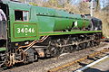 "34046 West Country Class ""Braunton"" (13032394163).jpg"