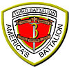 The emblem for 3rd Battalion, 3rd Marines