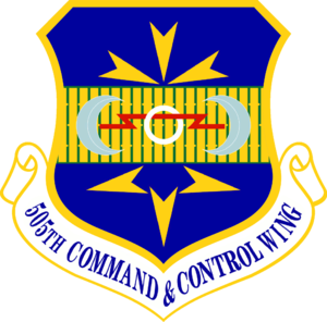 505th Command and Control Wing - Image: 505th Command and Control Wing