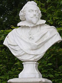 5349.Philipp Wilhelm Prinz von OranienRondell-Östlicher Lustgarten-Sanssouci-Steffen Heilfort