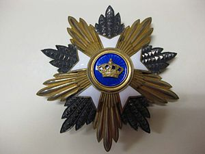 66-50-F, Medal, Badge, Belgium, Order of the Crown.jpg