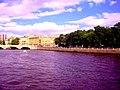 877. Санкт-Петербург. Фонтанка у Обуховского моста.jpg