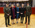 89th Cadet class Commissioning Ceremony Curragh Camp (12116772196).jpg