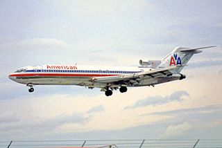 American Airlines Flight 444 attempted bombing