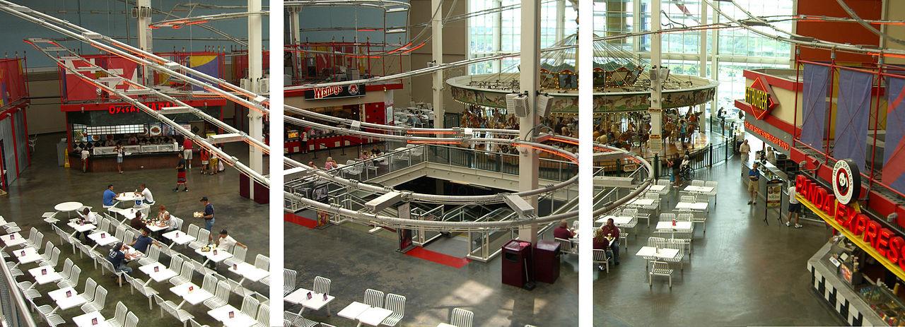 Westchester Mall Food Court Restaurants