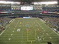 95th Grey Cup Toronto 2007 Rogers Centre End Zone.jpg
