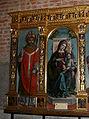 9730 - Milano - S. Ambrogio - Tesoro - Bernardino Zenale, Madonna e S. Ambrogio - Foto Giovanni Dall'Orto 25-Apr-2007.jpg