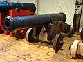 9 pdr Blomefield Cannon 1787 (49575742381).jpg