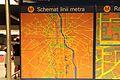 A15 Ratusz Arsenał - schemat linii metra.jpg