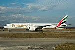 A6-ECT Boeing B777-31H-ER B77W - UAE (32846071531).jpg