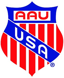 Amateur Athletic Union US nonprofit athletic organization