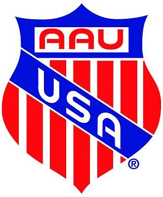 Amateur Athletic Union - Image: AAU Logo