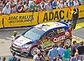 ADAC Rallye Deutschland 2013 - Fahrerpräsentation auf dem Roncalliplatz-4695.jpg