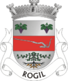 Coat of arms of Rogil