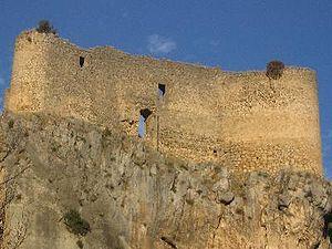 Arbeteta - Remains of the Castle of Arbeteta