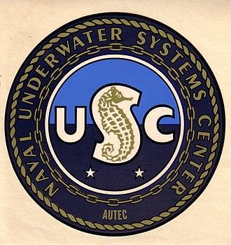 Atlantic Undersea Test and Evaluation Center - AUTEC Insignia