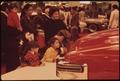 AUTOMOBILE SHOW AT THE NEW YORK COLISEUM AT COLUMBUS CIRCLE IN MIDTOWN MANHATTAN - NARA - 554390.tif