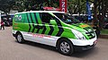 A Hyundai Starex Jakarta Health Service Ambulance Wih Red Lightbar.jpg